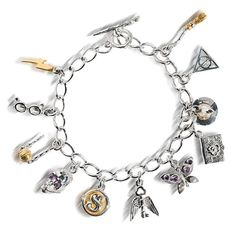 This Is A Story Of Three Charm Bracelets by J.K. Rowling