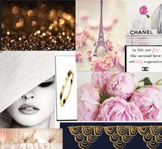 Blog Boss Oct/Nov 2014 e-course, color season mood board by regina fleming