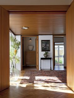 Great ceilings for an entryway