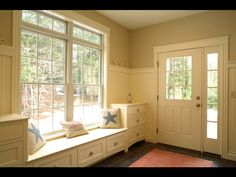 Mudroom in Falmouth, Maine