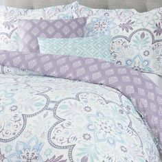Twin Bed Sets With Comforter Bedding Sets Online, Comforter Sets, Blue Comforter, Queen Sheets, Bed Sheets, Girls Bedroom, Bedroom Decor, Bedroom Ideas, Girl Room