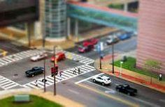 Tilt shift creare miniature fotografiche