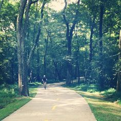 Nothing like a stroll down the Big Creek Greenway in #Alpharetta to get the morning started off right.