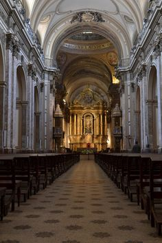 Catedral Metropolitana (Papa Francisco, SJ), BsAs, Argentina