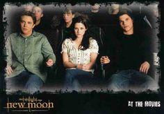 #TwilightSaga #NewMoon - At The Movies #P43