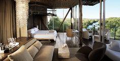 Sustainable Safari at Singita Game Reserves in South Africa, Tanzania, and Zimbabwe