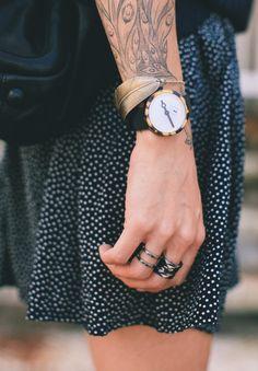 Tattoo crush  Et Pourquoi pas Coline ♡ Tatuaggi Del Polso 479dc2fd13d7