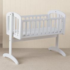 John #lewis anna #swinging crib + #mattress ,  View more on the LINK: 	http://www.zeppy.io/product/gb/2/331785589108/