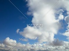 white and grey clouds - Image white and grey clouds on blue sky