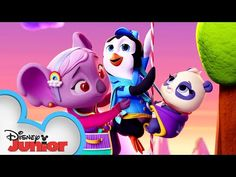 Celebrate National Panda Day by watching Pip, K., and Freddy deliver Precious the Panda! on Disney Junior and in the DisneyNOW app! Cartoon Network Adventure Time, Adventure Time Anime, Panda Watch, Panda Day, Palace Pets, Disney Infinity, Mickey Mouse Clubhouse, Monsters Inc, Disney Junior
