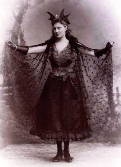 Cape Lady