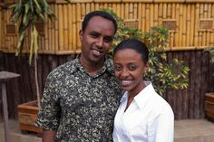 Determined Not to Be Late - Yonathan and Tizita, a young couple from Ethiopia, have followed God's call to be involved in Bible translation in their home country.
