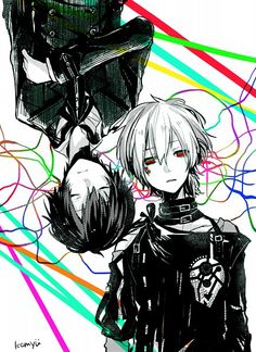 Mekakucity Actors/Kagerou Project —Haruka and Konoha