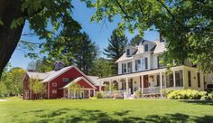 How to Spend the Perfect Country Weekend In Manchester, Vermont