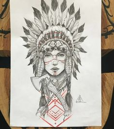 Daddy Tattoos, Leg Tattoos, Tattos, Indian Tattoo Design, Buddha Tattoo Design, Native American Tattoos, Native Tattoos, Best Sleeve Tattoos, Tattoo Sleeve Designs