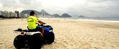 Seguridad para el turismo en Rio de Janeiro, ciudad de playas y diversión.