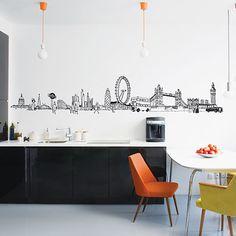 All London Wall Sticker - alt_image_three