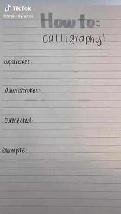 Bullet Journal Lettering Ideas, Bullet Journal Ideas Pages, Bullet Journal Inspiration, Handwriting Examples, Handwriting Template, Cursive Handwriting Practice, Handwriting Styles, Handwriting Worksheets, Hand Lettering Art