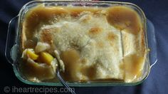 Need to make a quick and easy homemade dessert? This delicious soul food peach cobbler uses canned peaches and store bought crust for a quick and easy treat! I Heart Recipes, Pie Recipes, Dessert Recipes, Cooking Recipes, Soul Food Peach Cobbler Recipe, Strawberry Recipes, Strawberry Cobbler, Sweet Potato Pie Filling, Canned Peaches