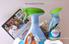 Febreze #Noseblind Test And AMEX Gift Card #Giveaway