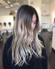 Image result for asian blonde balayage