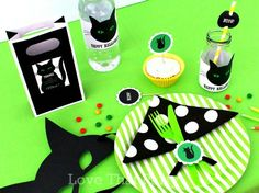 Throw the cutest kids Halloween party! Get all the ideas on Love That Party!