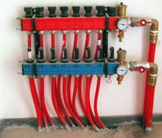 Plumbers are faced with a decision when installing piping for a location. Several different materials are available for use, one of which is PEX piping. Developed for use in Europe during the PEX piping was first introduced to the United States in Home Heating Systems, Radiant Heating System, Water Plumbing, Pex Plumbing, Bathroom Plumbing, Plumbing Problems, Septic System, Alternative, Water Supply