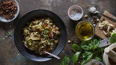 Sicilian couscous salad | Vegan recipes | SBS Food