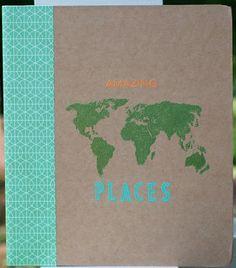 My Favorite Things - Travel mini album.