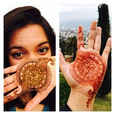 Henna, Mehendi, Mendhi! :)