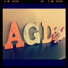 Its funny how three letters can look so good ;)