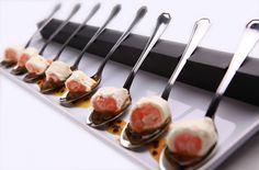 Orilla Stoneware Tableware by Ajidesign  Production: Se Cuecen Habas Catering
