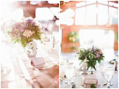 love the #florals, love the #table numbers; http://su.pr/1FjJav #wedding
