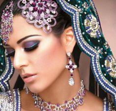 #jewerly #indianwedding Jewelry for Indian Wedding #india #hindu #hinduwedding