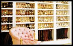 Shoe Closet Ideas