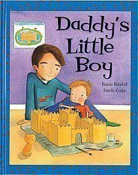 Daddy's Little Boy by Ronne Randall (hardcover)