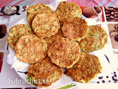 Cuketové placky Russian Recipes, Gnocchi, Recipies, Food And Drink, Appetizers, Healthy Recipes, Homemade, Vegetables, Ethnic Recipes