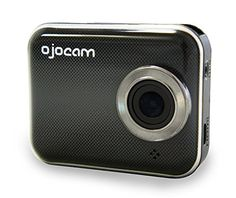 """Ojocam Chameleon Wearable Dash Camera with 16gb, Multi Purpose Dashcam and Action Camera, 3mp Shd, 160 Degrees Super Wide Angle View, WDR. World's first Wearable Dashboard Camera. 3MP Super HD Video with Wide Dynamic Range - Handle well difficult scenes. 2.0"""" LCD Screen for easy setup and video review. Built-in WiFi with smart phone access for video backup/sharing and camera configuration. Support up to 64GB Micro SD card (16GB included)."""