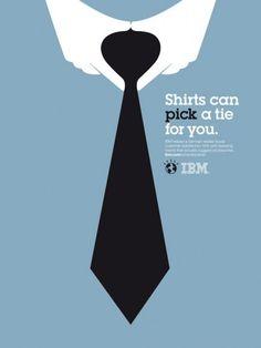 IBM ad - smarter campaign #branding brilliance