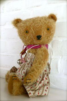Betty bear. $175.00, via Etsy.