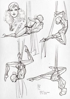 ..:: Laura Braga ::..: Anatomical studies and sketches