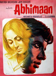 Abhimaan starring Amitabh Bachchan and Jaya Bachchan