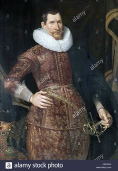 Download this stock image: Jan Pieterszoon Coen by Jacob Waben - HM1WJ4 from Alamy's library of millions of high resolution stock photos, illustrations and vectors.