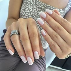 faded french nails With Diamonds - faded french nails With Di. - faded french nails With Diamonds – faded french nails With Diamonds - French Manicure Nails, Manicure Colors, French Tip Nails, Nail Colors, Fabulous Nails, Perfect Nails, Gorgeous Nails, Cute Nails, Pretty Nails