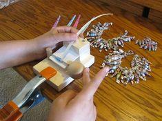 V3 Paper Bead Rolling Machine  Simple Ergonomic Paper Bead