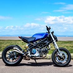 Ducati Ethanol custom bike from Multistrada
