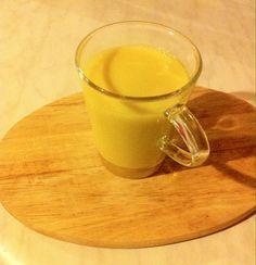 Zlaté mlieko proti chrípke a prechladnutiu