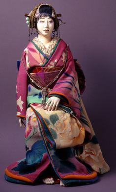 「寿三郎」創作人形の世界