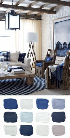 Inspired Living Room Paint Color Ideas 06
