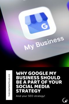 Remember: You do not need a physical storefront to be on Seo Strategy, New Market, Physics, Social Media, Content, Marketing, Business, Google, Blog